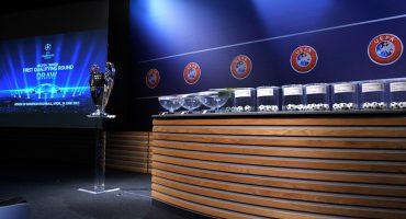 ¡Así quedaron los Grupos en esta nueva temporada de Champions League!