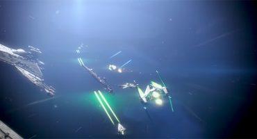 El nuevo tráiler de Battlefront 2 lleva la guerra al espacio