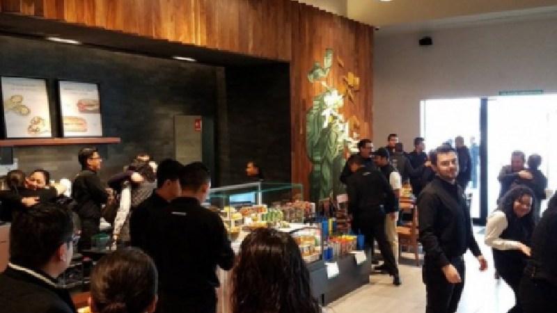 ¡¡¡Starbucks llega a Tlaxcala!!!!