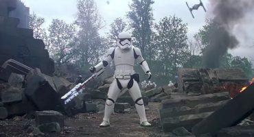 Un juguete revela que 'The Last Jedi' tendrá un nuevo Stormtrooper