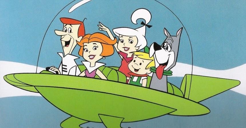 Serie animada - Los Supersónicos