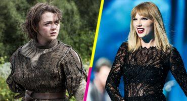 La nueva canción de Taylor Swift se trata sobre… ¿Arya Stark?