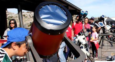 La delegación Benito Juárez instalará telescopios para ver el eclipse