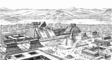 Datos básicos de la Gran Tenochtitlán a 496 años de su caída