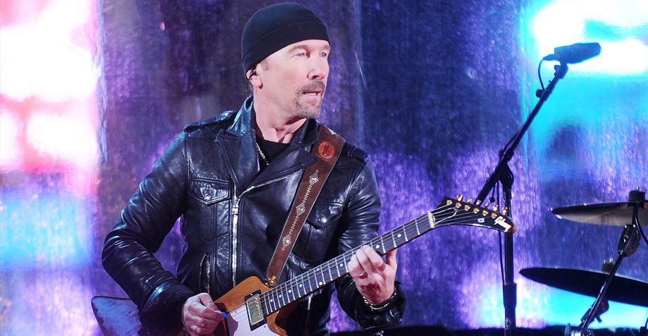 5 razones por las que The Edge es el más auténtico de U2