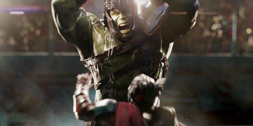Thor: Ragnarok - Nuevo promo