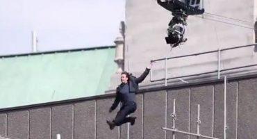 Tom Cruise sufrió un accidente en el rodaje de Mission: Impossible 6