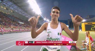 Otro éxito en la Universiada: Tonatiu López gana el oro