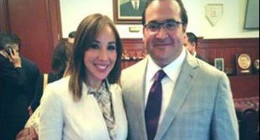Karime Macías todavía no, pero mientras tanto detienen a supuesta novia de Duarte