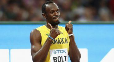 ¿Cuándo y dónde ver los últimos 100 metros planos de Usain Bolt?