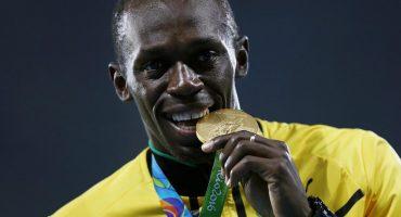 Toda la trayectoria de Usain Bolt en imágenes