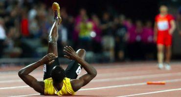 El peor adiós de la historia: Usain Bolt se lesiona en su última carrera