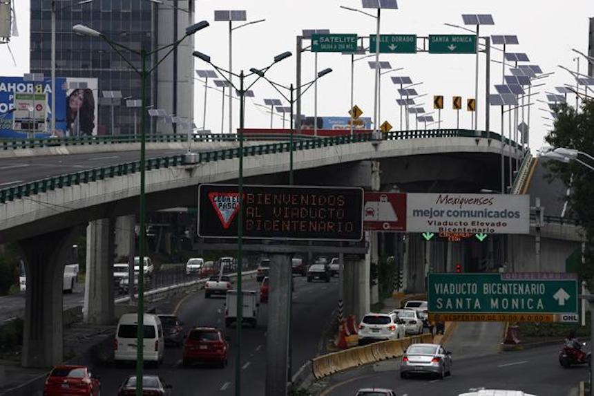 OHL sube tarifas de Viaducto Bicentenario y Circuito Exterior Mexiquense