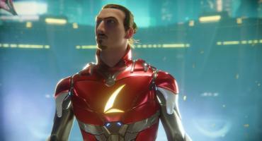 Zlatan tendrá su propio videojuego y será algo así como Iron Man