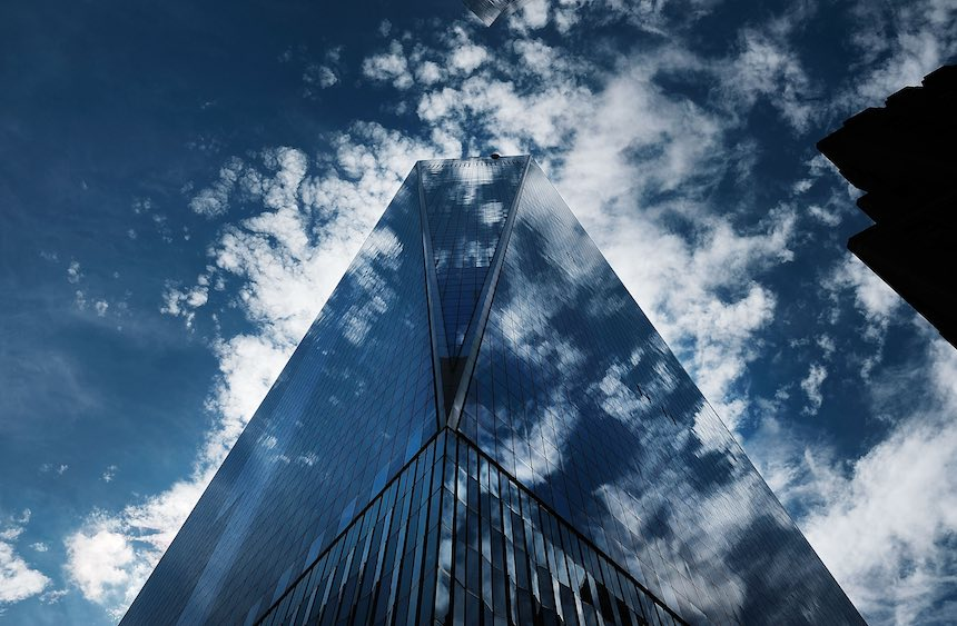 One World Trade Center - Portada