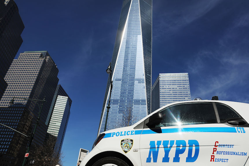 One World Trade Center - Seguridad