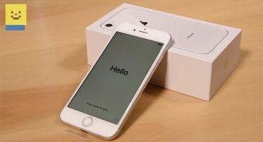 Primeras impresiones del iPhone 8: Lo que importa es lo de adentro