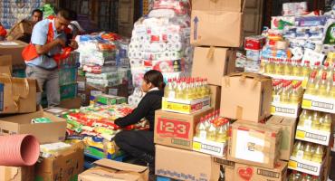 Centros de acopio y otras formas de ayudar a los damnificados por el sismo