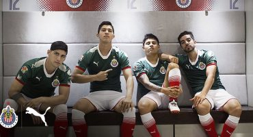 Con ustedes: las Chivas tricolores, más mexicanas que nunca