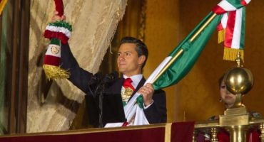Peña Nieto cancela cena del 15 de septiembre por el sismo