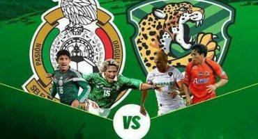 Reviven los Jaguares de Chiapas por un partido altruista