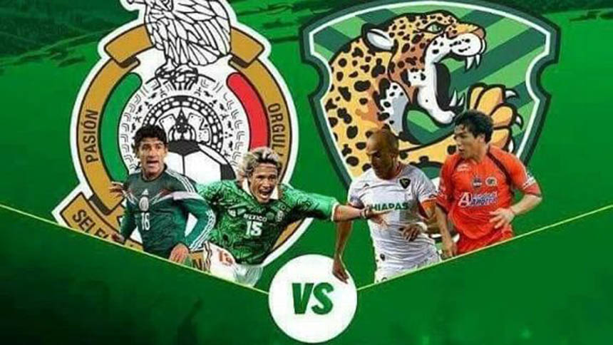 Jaguares vs Tri