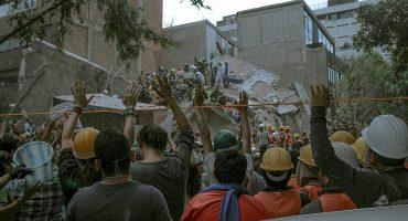 Las manos de México reviven al país