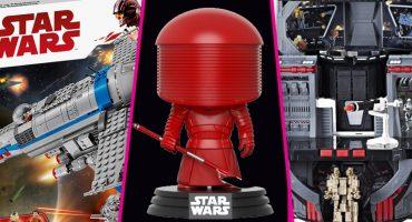 17 juguetes increíbles de Star Wars presentados en el Force Friday II