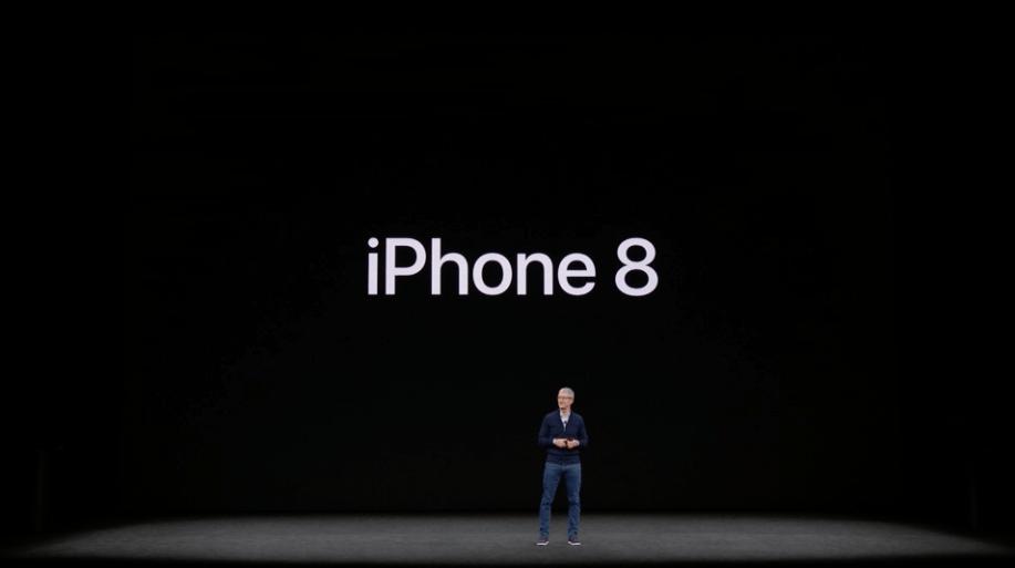 ¡Apple finalmente da a conocer el nuevo iPhone 8!