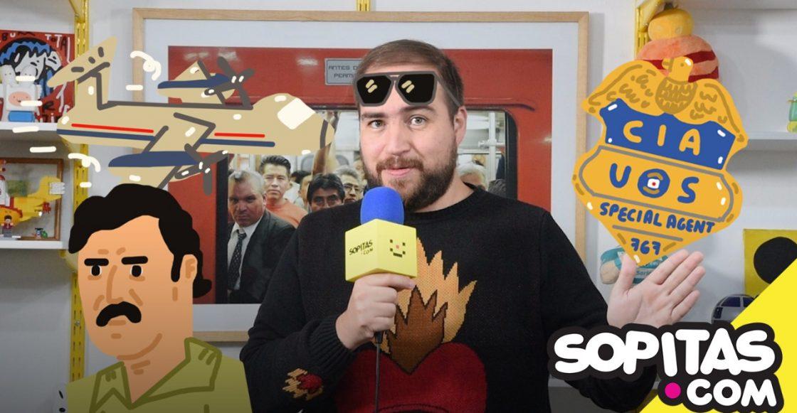 Sopitas, Barry Seal