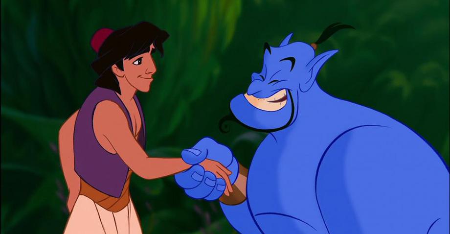 Aladdin de Disney