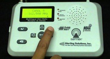 Se compraron miles de alarmas sísmicas para entidades en riesgo... pero están guardadas o