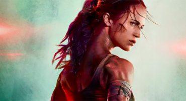 Alicia Vikander se luce en el primer teaser de Tomb Raider