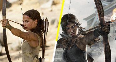 Alicia Vikander se luce en nueva imagen de Tomb Raider