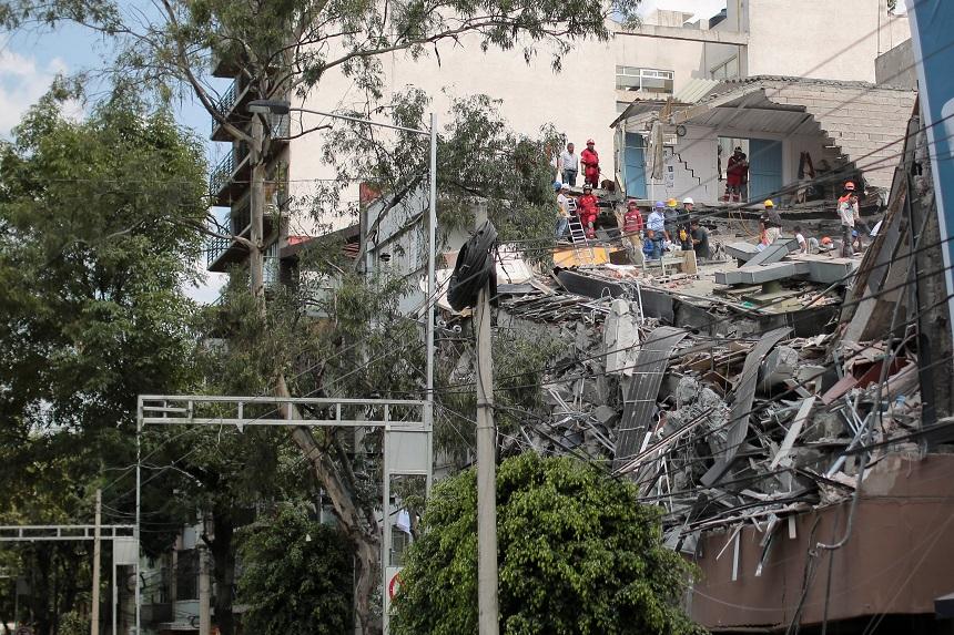 Álvaro Obregón - Después del sismo