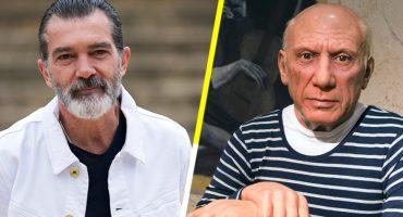 Antonio Banderas dará vida a Pablo Picasso en 'Genius'