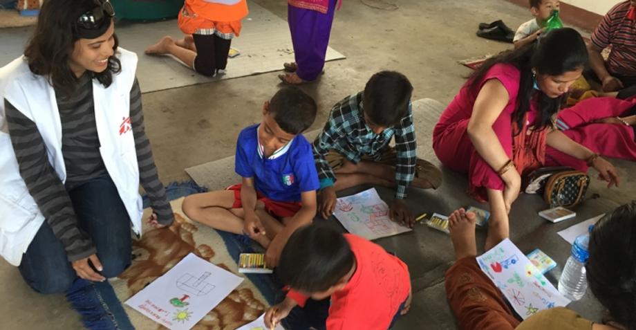 En estos lugares están ofreciendo apoyo psicológico a víctimas del sismo