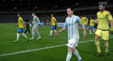 ¡Una joya! Simularon un Argentina vs Brasil en todas las ediciones de FIFA