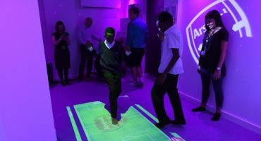 El Arsenal abre un espacio especial para que los niños autistas disfruten de los partidos