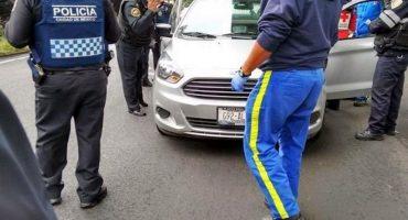 ¿No que el crimen disminuyó como nunca? Delitos violentos aumentaron 25% en CDMX
