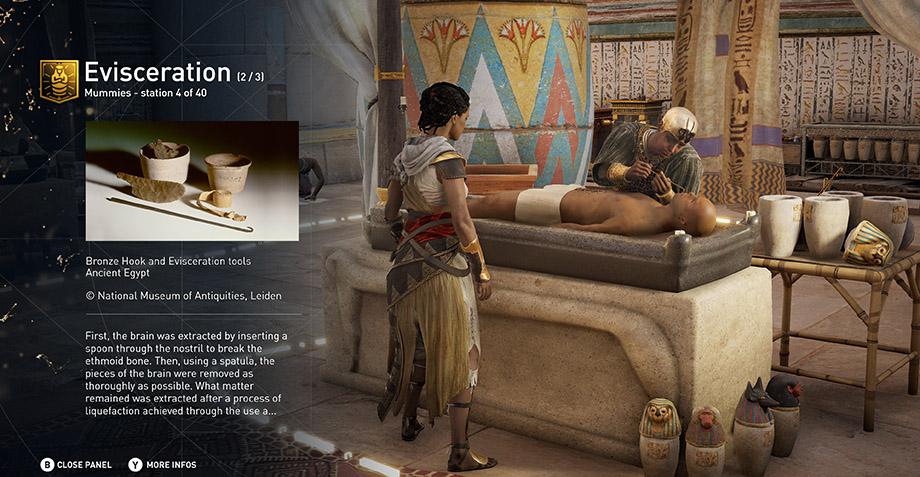Edúcate un poco con… ¿Assassin's Creed?