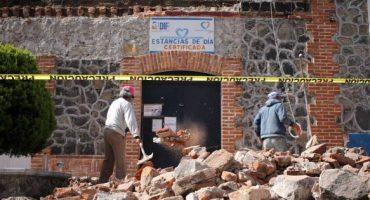 Sismo ha dejado 250 muertos, continúa registro de daños en CDMX, Puebla y Morelos