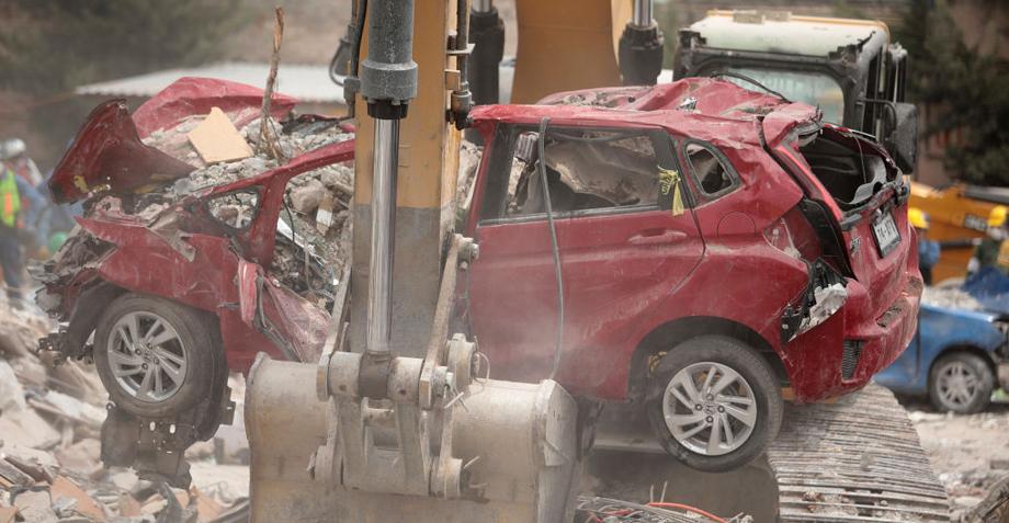 ¿Cómo saber si tu seguro de automóvil cubre los daños por el sismo?