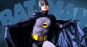 Los 10 momentos más graciosos de Adam West como Batman