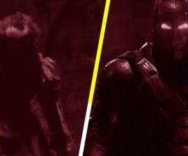 Pennywise y Batman