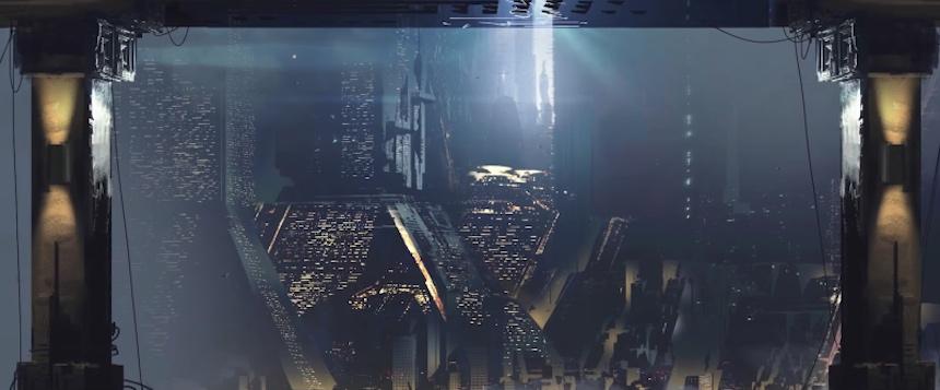 Corto de Blade Runner 2049 - Animación
