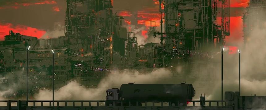 Corto de Blade Runner 2049 - Anime