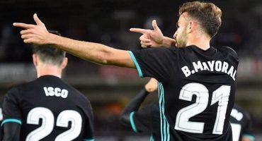 ¿Quién es Borja Mayoral, el chico que le dio el triunfo al Real Madrid?