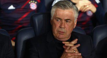 ¡Bomba! Carlo Ancelotti deja de ser el entrenador del Bayern Múnich