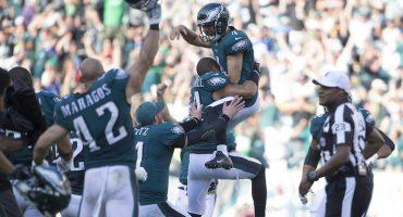 Carson Wentz perdió 32 mil dólares en la victoria de los Eagles